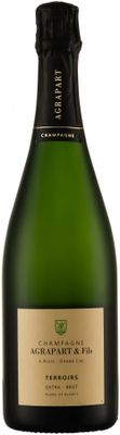 0 Agrapart Blanc de Blancs Terroirs Extra Brut Agrapart Champagne  France Sparkling wine
