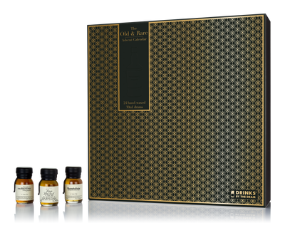 0 2021 Old & Rare Whisky Advent Calendar (47.2%) Drinks by the Dram   United Kingdom Whisky